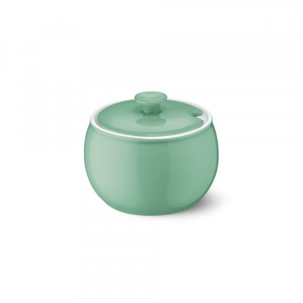 Dibbern Solid Color smaragd Zuckerdose 0,30 l