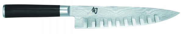 Kai Shun Classic Kochmesser mit Kullenschliff 20 cm