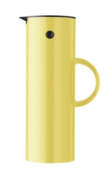 Stelton EM77 Isolierkanne Lemon 1,0 l
