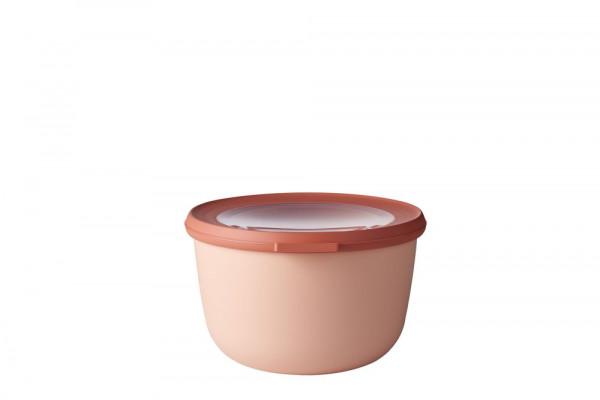 Mepal Cirqula Multi Bowl Vorratsdose mit Deckel 1000 ml nordic blush