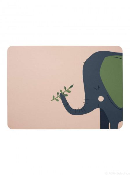 ASA Kids Emma Elefant Tisch-Set 46x33 cm
