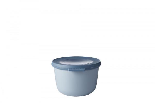 Mepal Cirqula Multi Bowl Vorratsdose mit Deckel 500 ml nordic blue