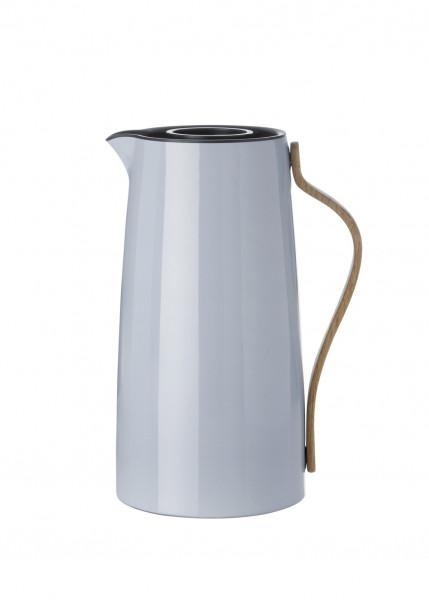 Stelton Emma Isolierkanne Kaffee 1,2 l hellblau