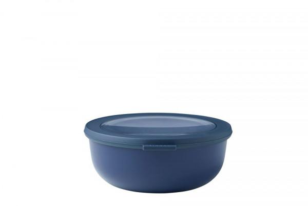 Mepal Cirqula Multi Bowl Vorratsdose mit Deckel 1250 ml nordic denim