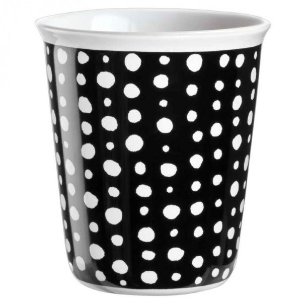 ASA Coppetta Espresso-Becher 0,1 l white spots