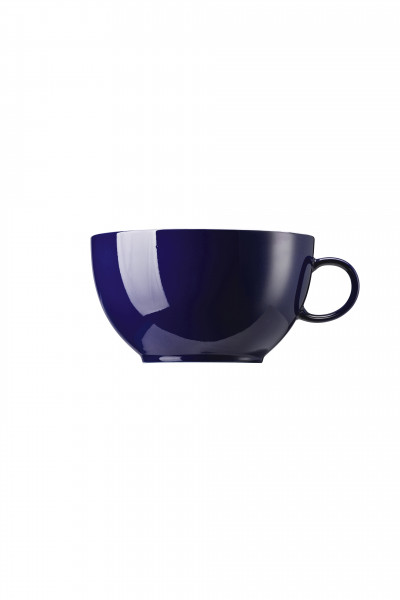 Thomas Sunny Day Cobalt Blue Cappuccino-Obertasse