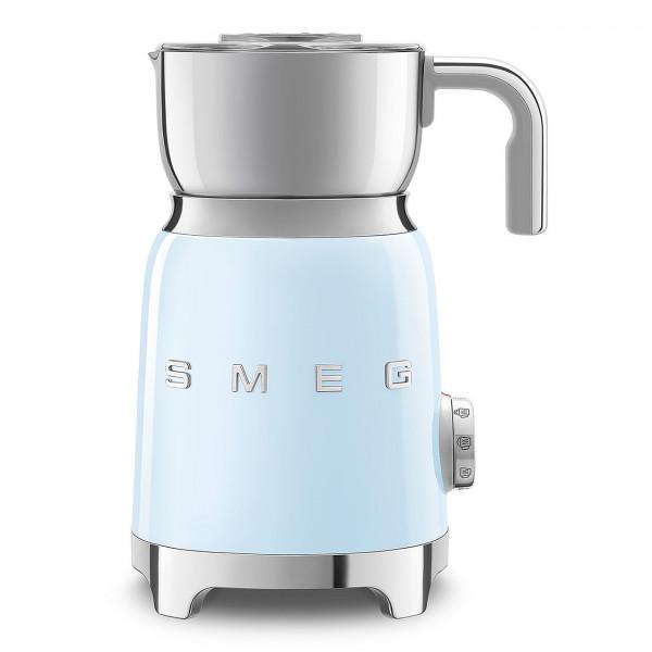 Smeg Retro Milk & More Milchaufschäumer pastellblau