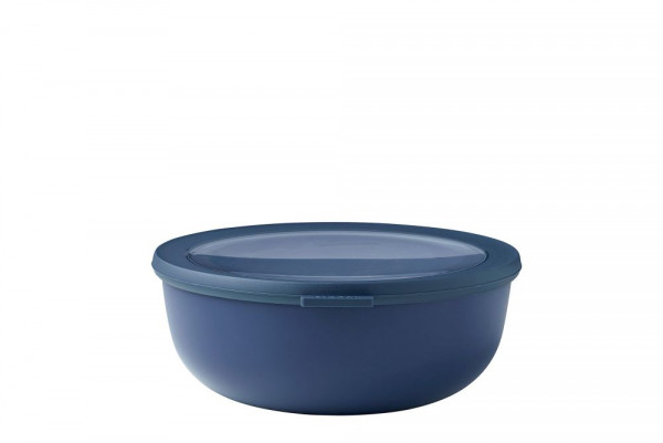Mepal Cirqula Multi Bowl Vorratsdose mit Deckel 2250 ml nordic denim