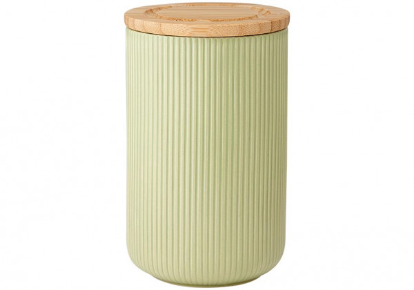 Ladelle Stak Textured Sage Vorratsdose 17 cm