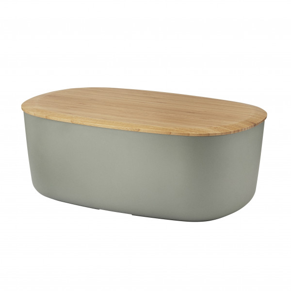Stelton Box-It Butterdose grau