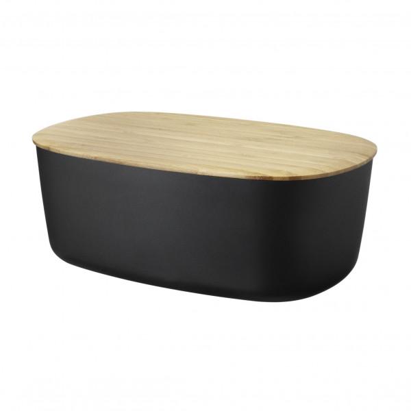 Stelton Box-It Butterdose schwarz
