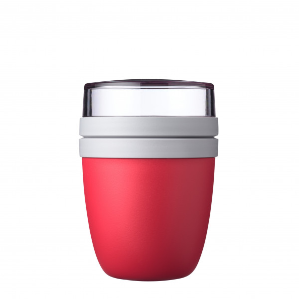 Mepal Ellipse Lunchpot nordic red