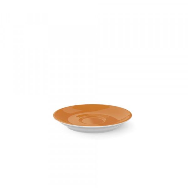 Dibbern Solid Color orange Espresso Untertasse Classico