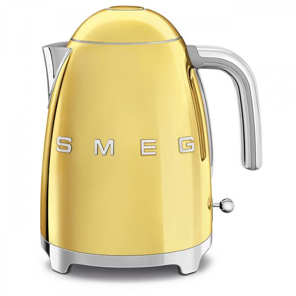 Smeg Retro Wasserkocher gold