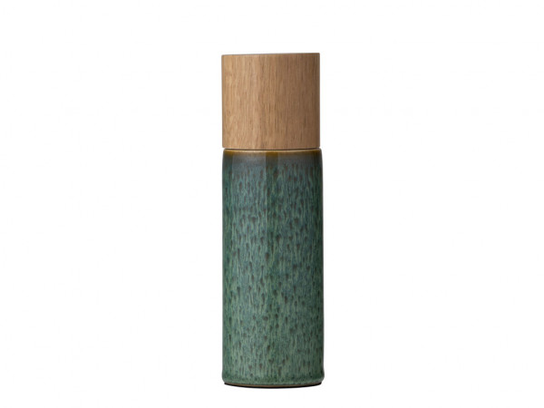 Bitz Gastro Salzmühle 16,7 cm grün