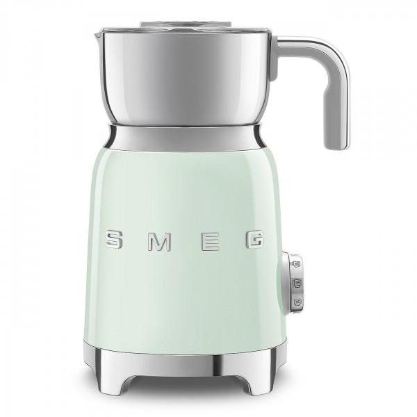 Smeg Retro Milk & More Milchaufschäumer pastellgrün