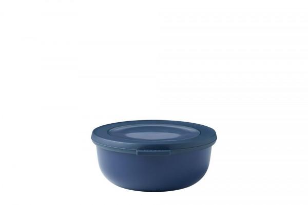 Mepal Cirqula Multi Bowl Vorratsdose mit Deckel 750 ml nordic denim
