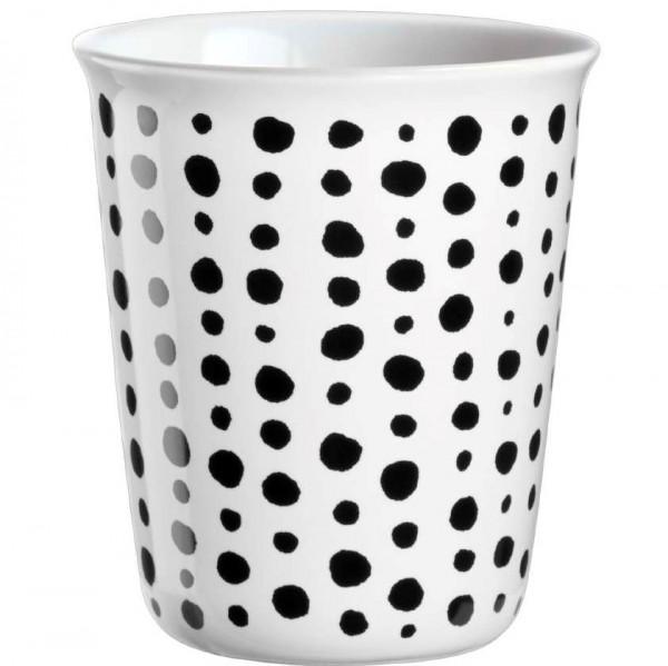 ASA Coppetta Espresso-Becher 0,1 l black spots