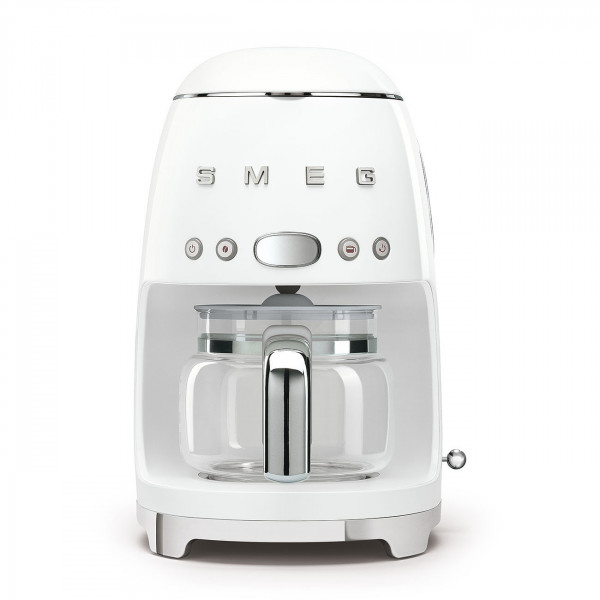 Smeg Retro Filterkaffeemaschine weiß