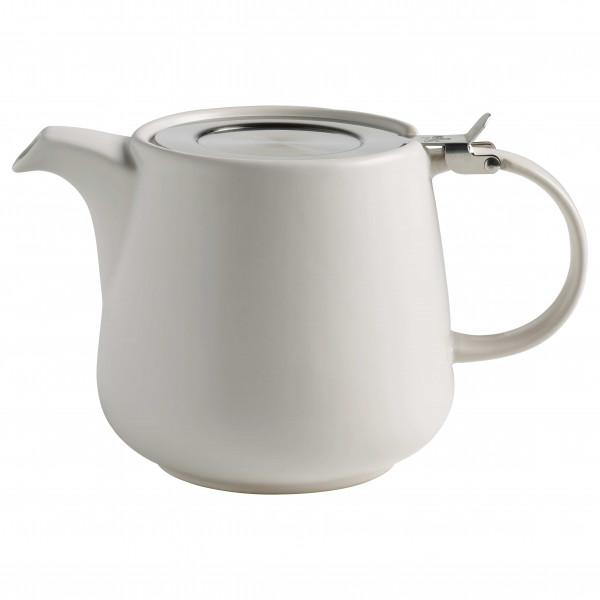 Maxwell & Williams Tint Teekanne 1200 ml weiß