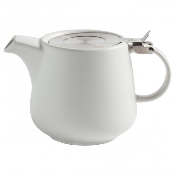 Maxwell & Williams Tint Teekanne 600 ml weiß