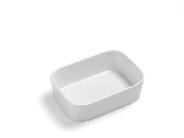 Rosti Dish Modula Auflaufform weiß 20x14x6 cm