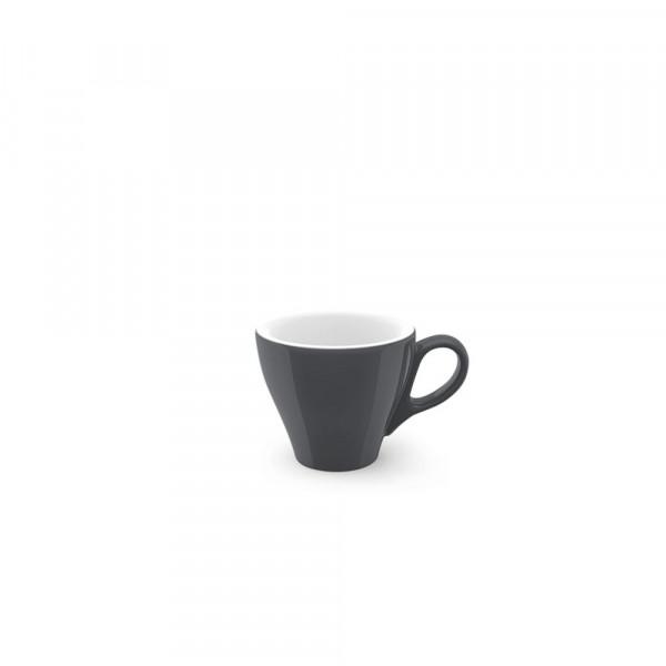 Dibbern Solid Color anthrazit Espresso Obertasse Classico 0,09 l