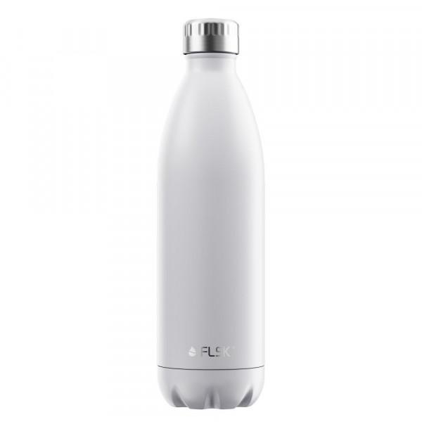 FLSK Vakuum Isolierflasche 1000 ml White