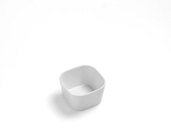 Rosti Dish Modula Auflaufform weiß 10x10x6 cm