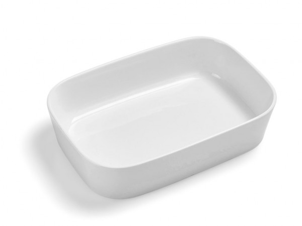 Rosti Dish Modula Auflaufform weiß 30x21x7 cm