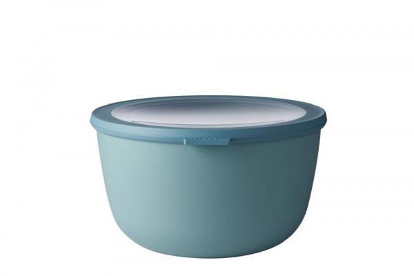 Mepal Cirqula Multi Bowl Vorratsdose mit Deckel 3000 ml nordic green