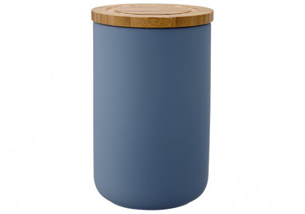 Ladelle Stak Soft Mattiert Vorratsdose 17 cm dämmerblau