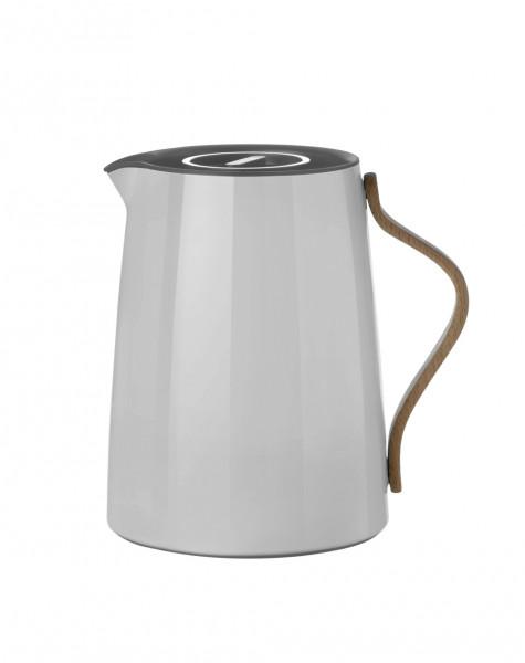 Stelton Emma Isolierkanne Tee 1,0 l grau