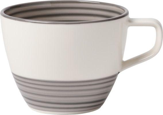 Villeroy & Boch Manufacture Gris Kaffee-Obertasse 0,25 l