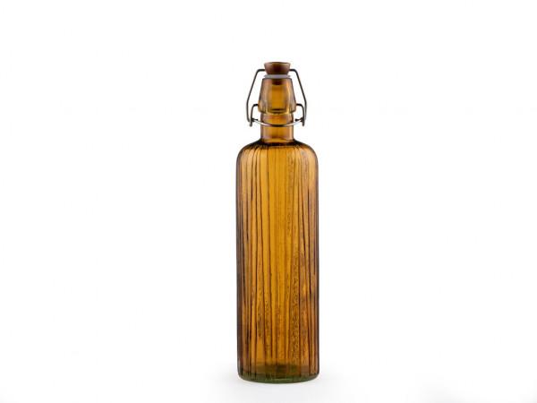 Bitz Kusintha Wasserflasche bernstein 0,75 l
