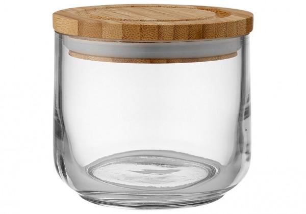 Ladelle Stak Glas Vorratsdose 9 cm durchsichtig