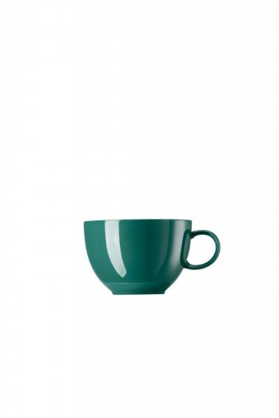 Thomas Sunny Day Seaside Green Tee-Obertasse