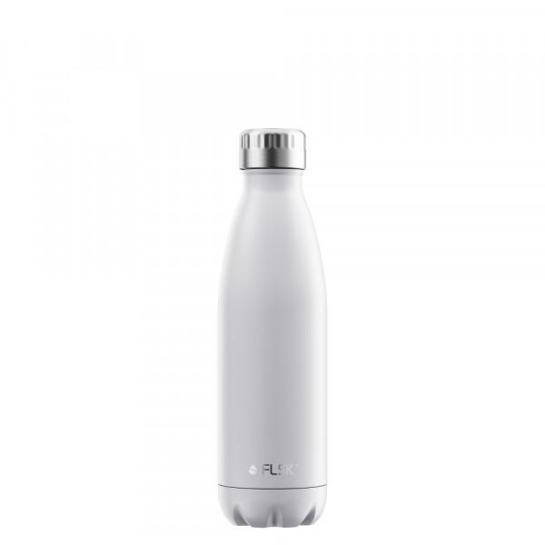 FLSK Vakuum Isolierflasche 500 ml White