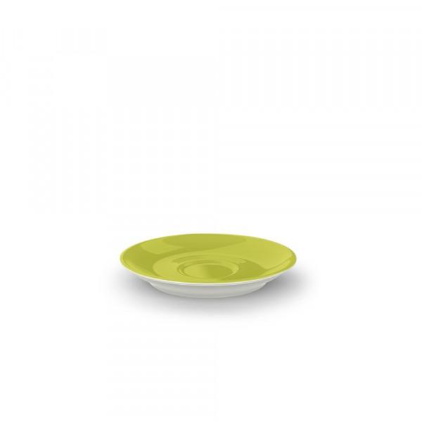Dibbern Soldi Color limone Espresso Untertasse