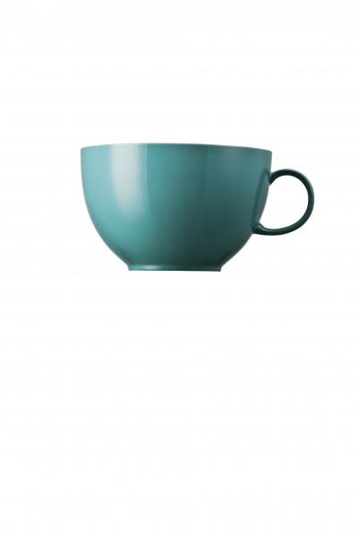 Thomas Sunny Day Turquoise Jumbo-Obertasse