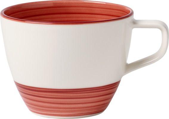 Villeroy & Boch Manufacture rouge Kaffee-Obertasse 0,25 l