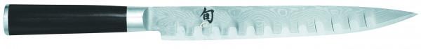 Kai Shun Classic Schinkenmesser mit Kullenschliff 23 cm