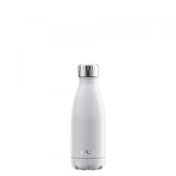 FLSK Vakuum Isolierflasche 350 ml White