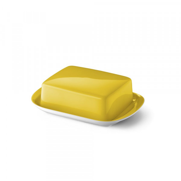 Dibbern Solid Color sonnengelb Butterdose