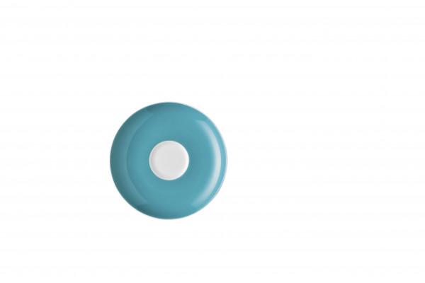 Thomas Sunny Day Turquoise Espresso-/Mokka-Untertasse