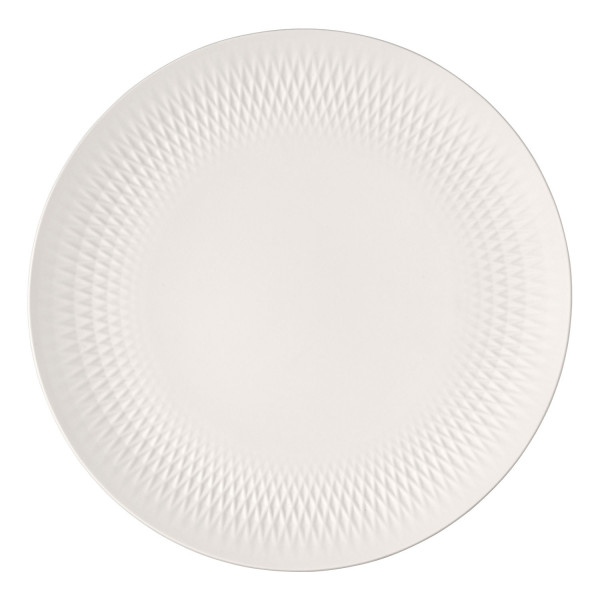 Villeroy & Boch Manufacture Collier blanc Centerpiece 32 cm