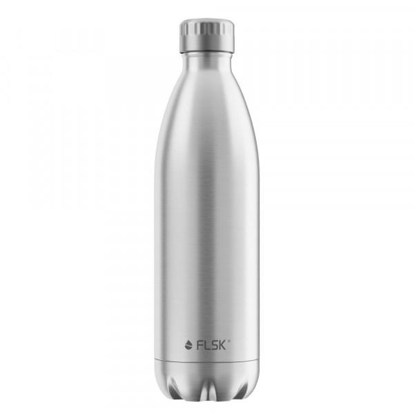FLSK Vakuum Isolierflasche 1000 ml Stainless