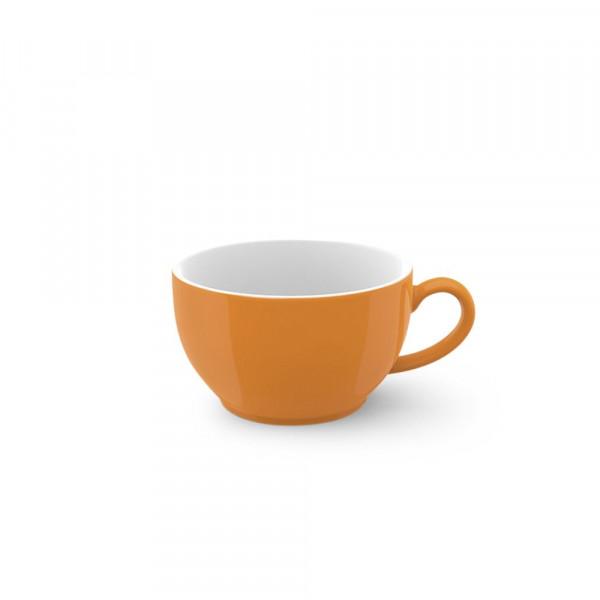 Dibbern Solid Color orange Kaffee Obertasse 0,25 l