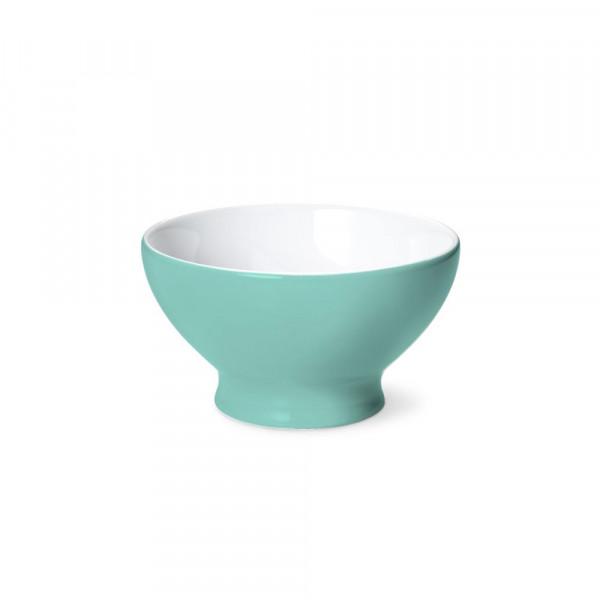 Dibbern Solid Color türkis Bol 0,5 l