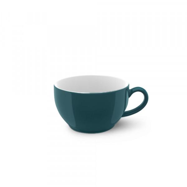 Dibbern Solid Color petrol Kaffee Obertasse 0,25 l